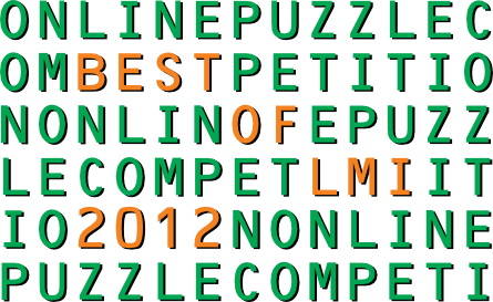 Best of LMI Puzzle Tests - LMI January Puzzle Test
