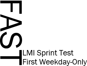 FAST - LMI April Puzzle Test #1