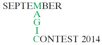 September Magic Contest 2014